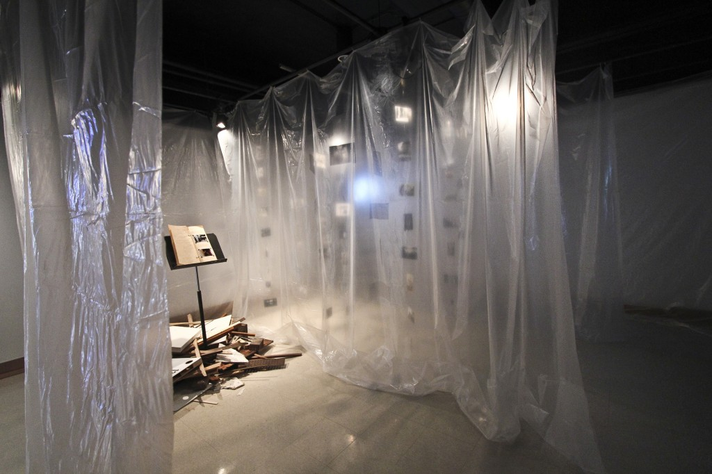 Constructing the Memory-Self Installation 2
